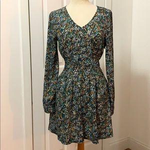 BCBG fitted dress sz 4